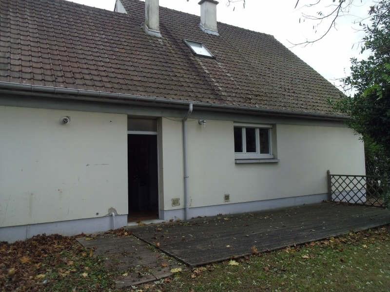 Vente maison / villa Montereau fault yonne 190000€ - Photo 8