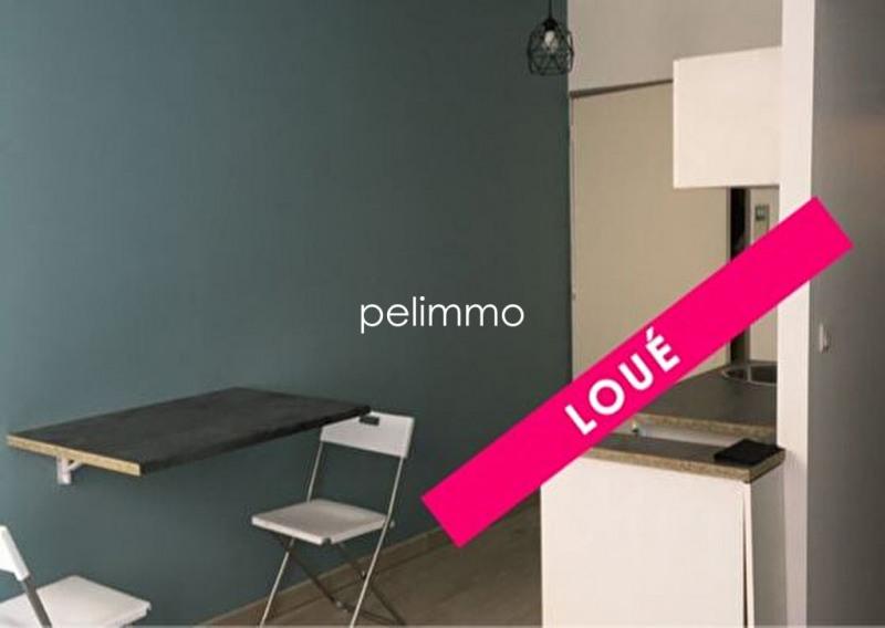 Appartement Salon De Provence 1 pièce (s) 17,75 m²