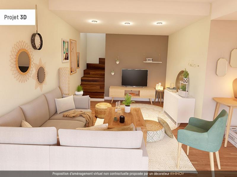 Sale house / villa Vauvert 110400€ - Picture 1