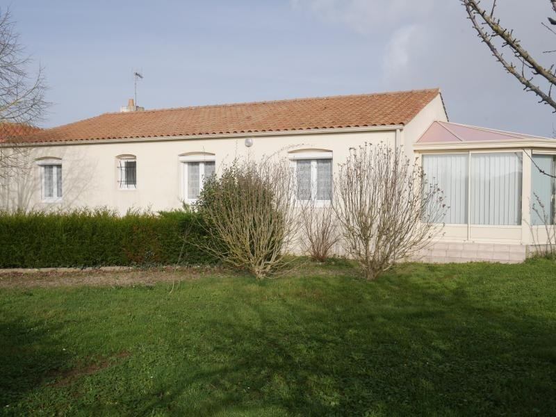 Sale house / villa Jard sur mer 228800€ - Picture 3