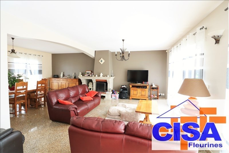 Vente maison / villa Senlis 488000€ - Photo 7