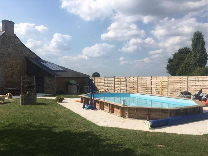 Sale house / villa Janze 292600€ - Picture 3