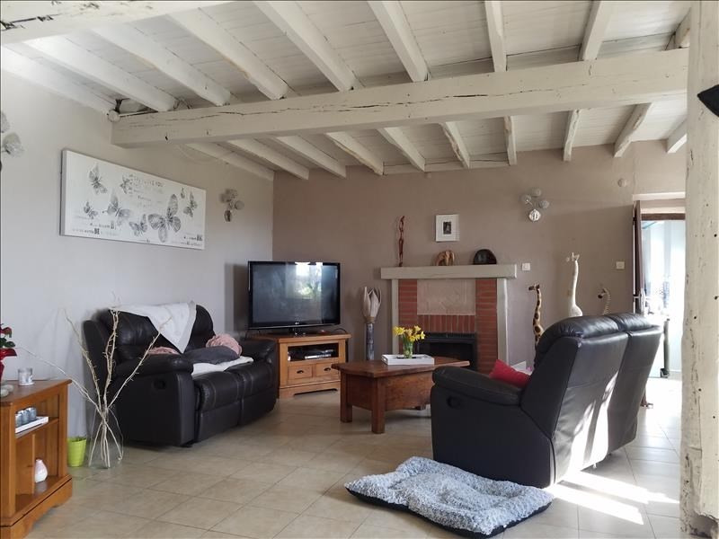 Vente maison / villa Verneuil 165000€ - Photo 2