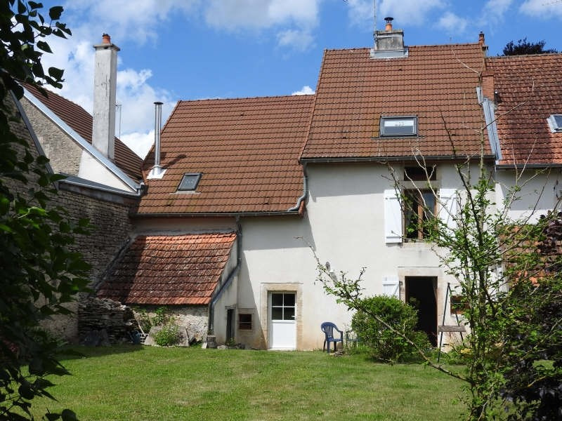 Vente maison / villa Secteur recey s/ource 102500€ - Photo 12