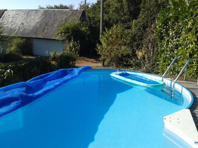 Sale house / villa Villedieu le chateau 212000€ - Picture 9