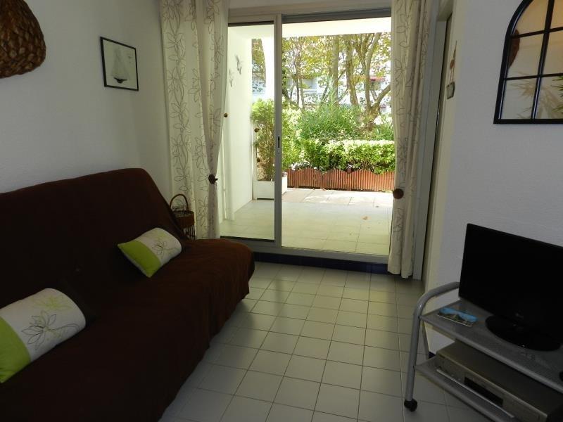 Sale apartment La grande motte 131000€ - Picture 2