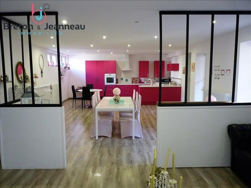 Vente maison / villa Chateau gontier 239200€ - Photo 1
