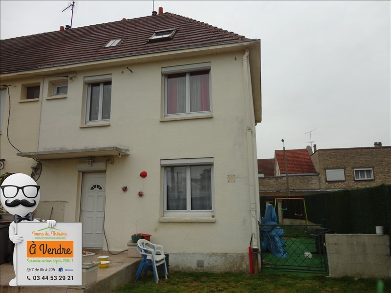 Vente maison / villa St leu d'esserent 197 000€ - Photo 1