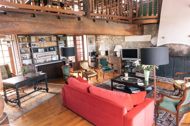 Alquiler vacaciones  casa Ciboure 4030€ - Fotografía 4