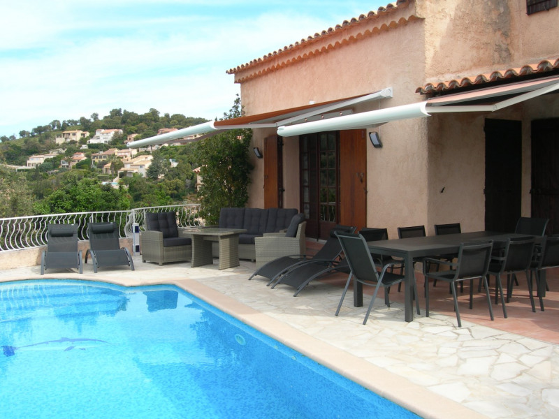 Vacation rental house / villa Les issambres 2 520€ - Picture 8