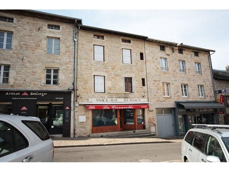 Vente immeuble St julien chapteuil 135000€ - Photo 1