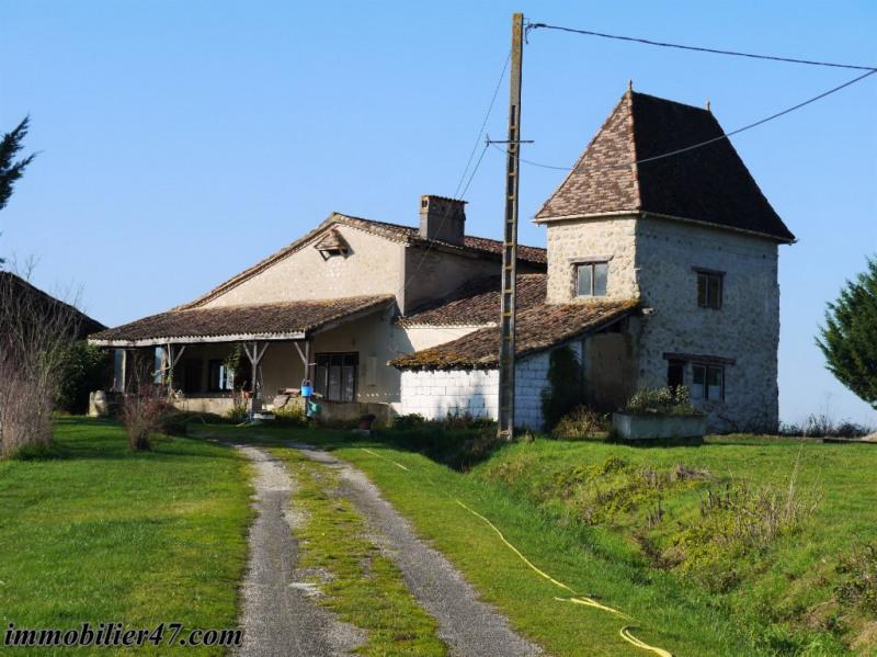 Maison de pays Villebramar