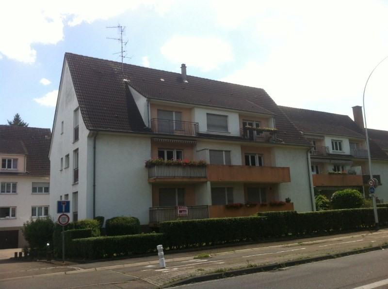 Location appartement Strasbourg 777€ CC - Photo 1