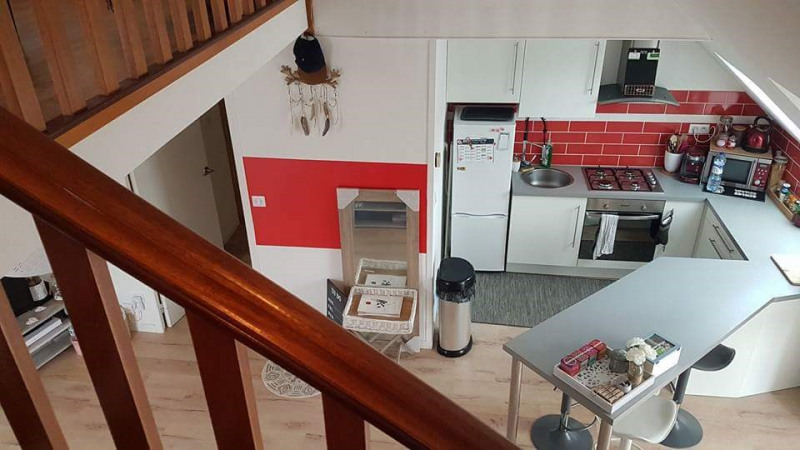 Vente appartement Quimper 88 560€ - Photo 2