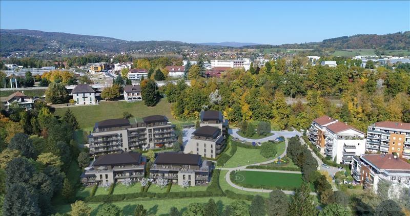 Vendita appartamento Pringy 312000€ - Fotografia 3