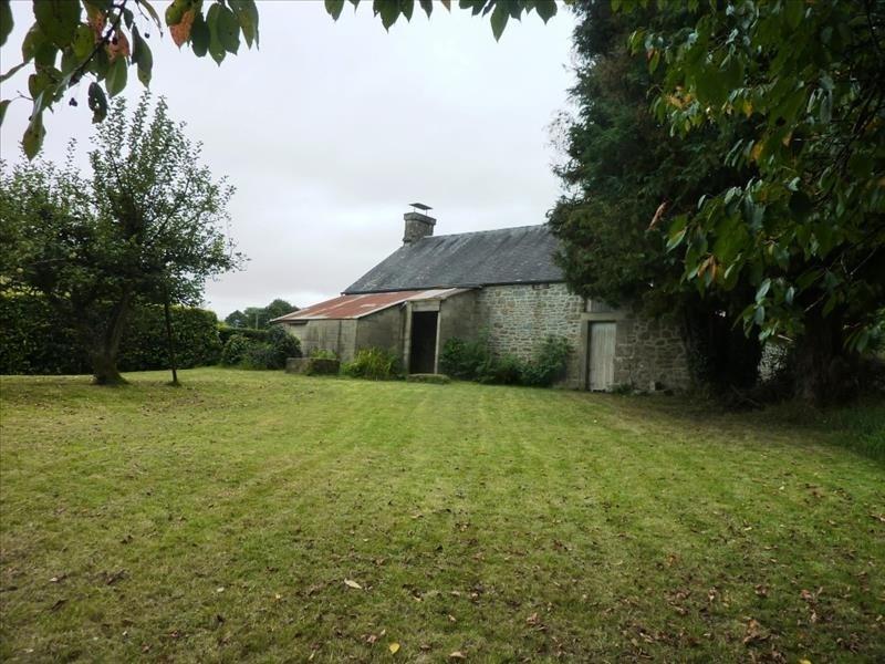 Sale house / villa Les portes du coglais 39400€ - Picture 2