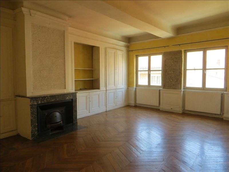 Verkoop  appartement Lyon 1er 205000€ - Foto 1