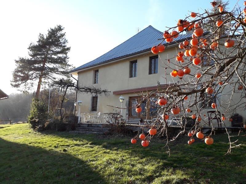 Revenda residencial de prestígio casa Verrens arvey 676000€ - Fotografia 2