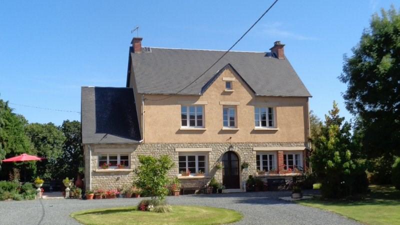 Verkoop  huis St andre de bohon 283500€ - Foto 1