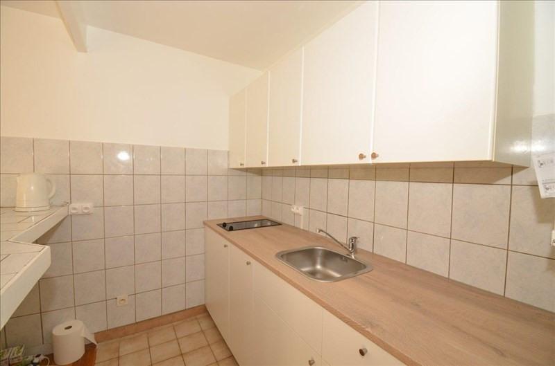 Sale apartment Charbonnieres les bains 129000€ - Picture 5