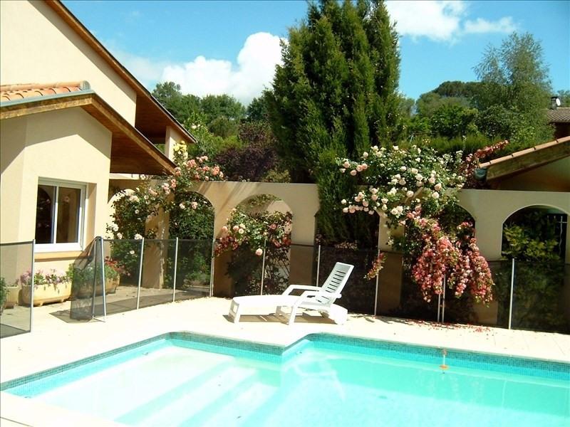 Deluxe sale house / villa Montastruc la conseillere 621000€ - Picture 5