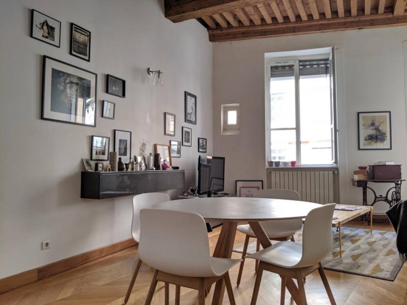 Deluxe sale apartment Lyon 1er 565000€ - Picture 2
