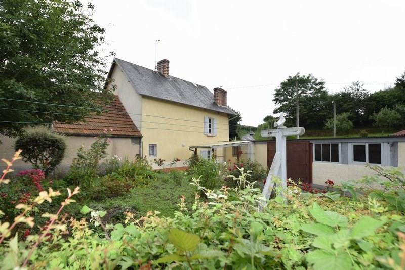 Verkoop  huis La meauffe 69900€ - Foto 1