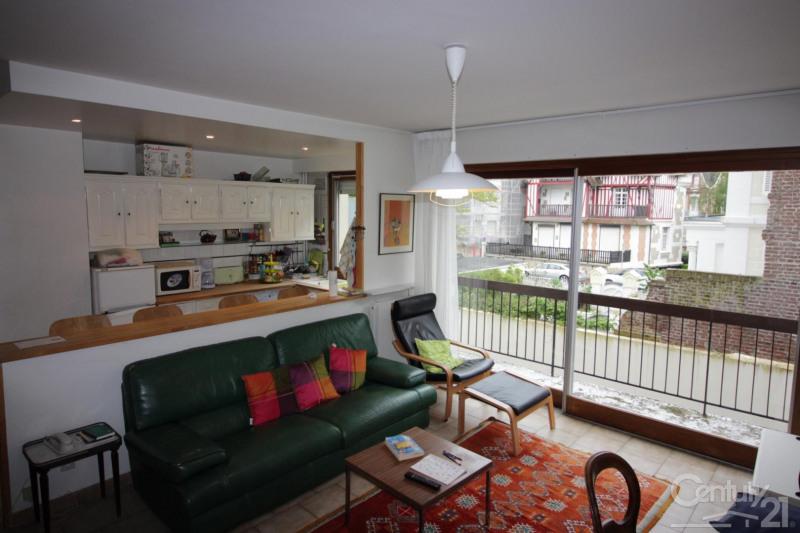 Verkoop  appartement Deauville 320000€ - Foto 3