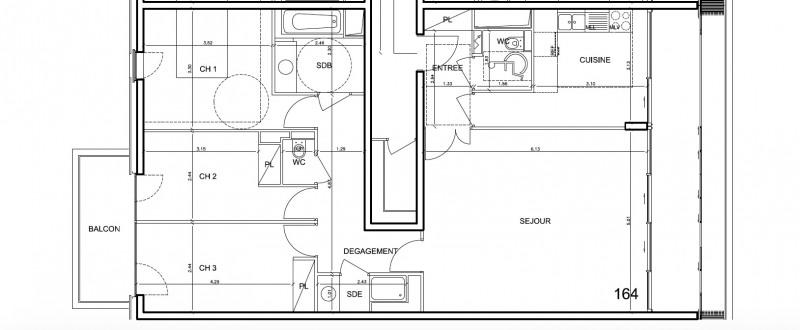 Rental apartment Boulogne-billancourt 2702€ CC - Picture 11