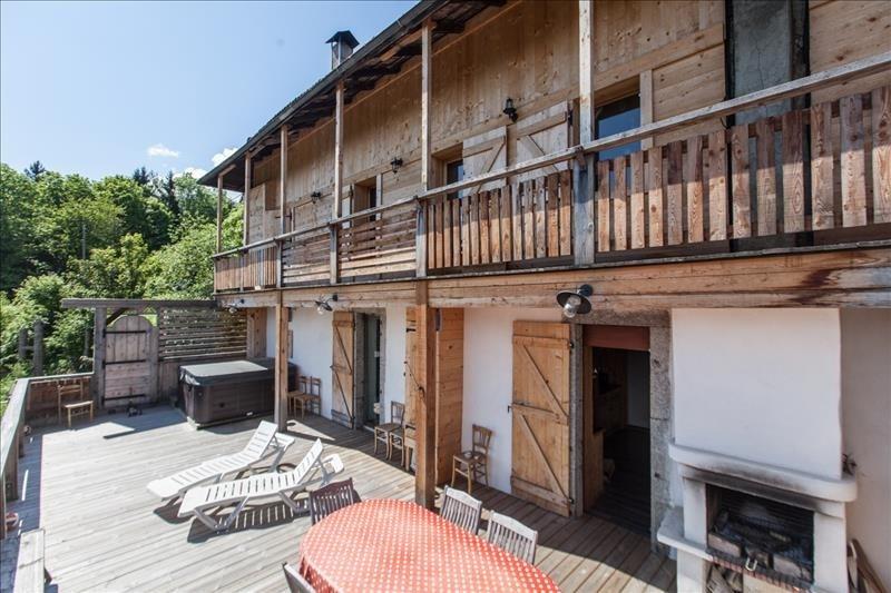 Investment property apartment Combloux 398000€ - Picture 3