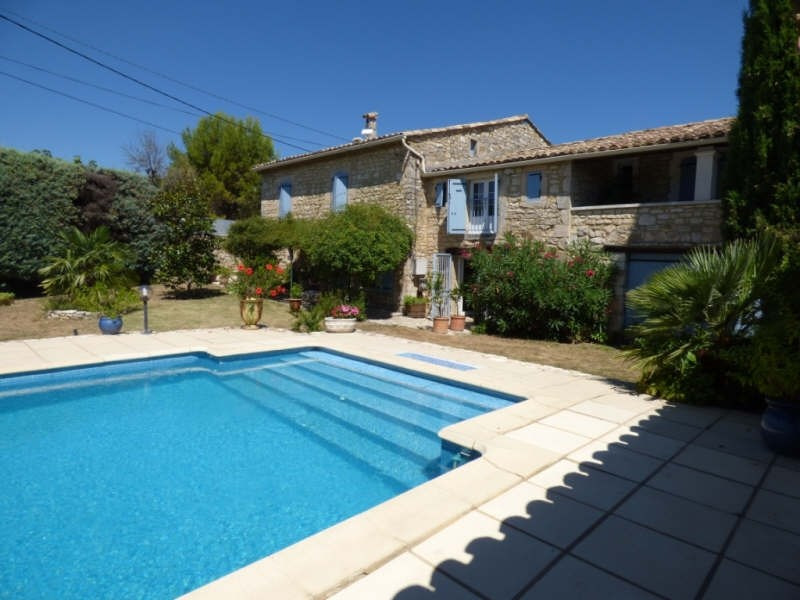 Deluxe sale house / villa Goudargues 579000€ - Picture 13
