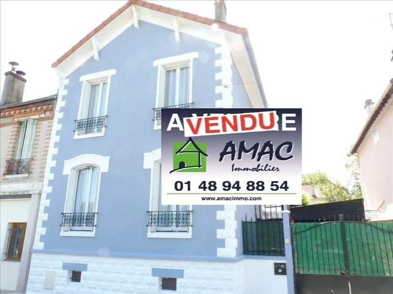 Sale house / villa Villemomble 316000€ - Picture 1
