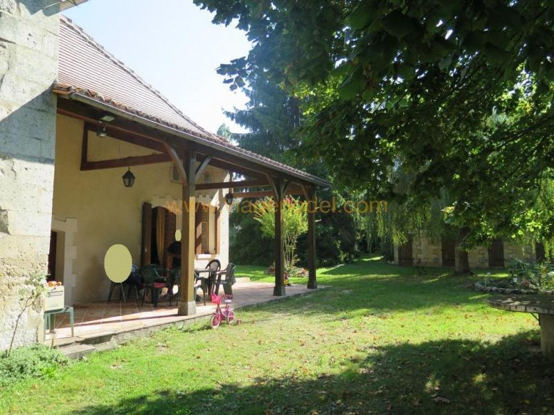 Life annuity house / villa La chapelle-grésignac 122300€ - Picture 1