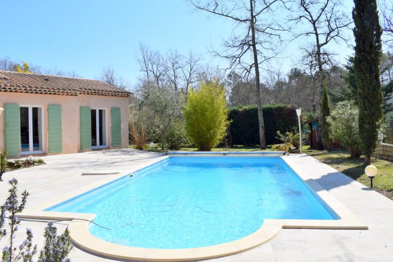 Vente maison / villa Fayence 593000€ - Photo 2