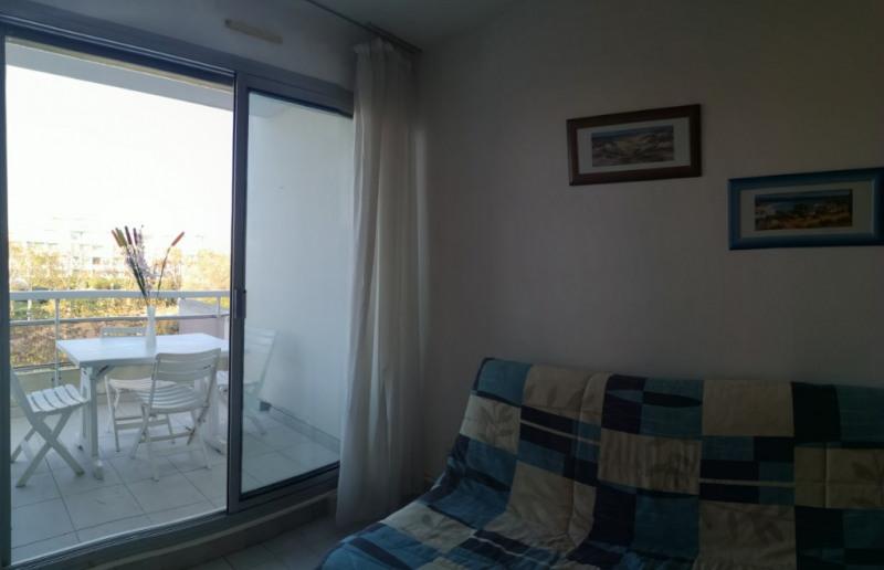 Sale apartment La grande motte 103800€ - Picture 6