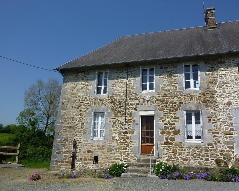 Sale house / villa St denis le vetu 65000€ - Picture 1