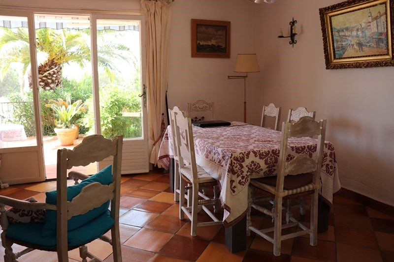 Vacation rental house / villa La croix valmer 3 000€ - Picture 20