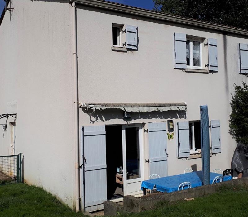 Vente maison / villa La mothe achard 152750€ - Photo 1