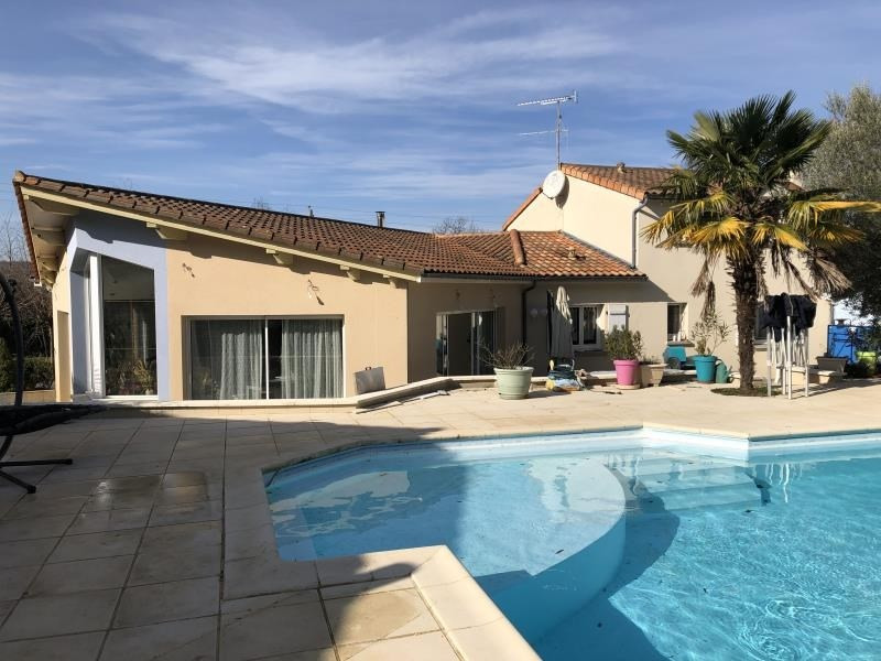 Sale house / villa St benoit 548 000€ - Picture 2