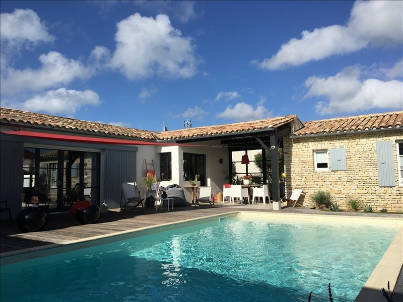 Deluxe sale house / villa Rivedoux plage 986100€ - Picture 3
