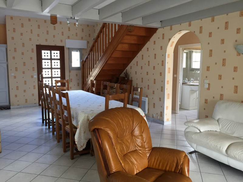 Vacation rental house / villa Biscarrosse plage 800€ - Picture 2