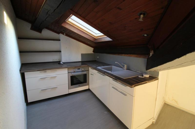 Verkoop  appartement Voiron 102000€ - Foto 1