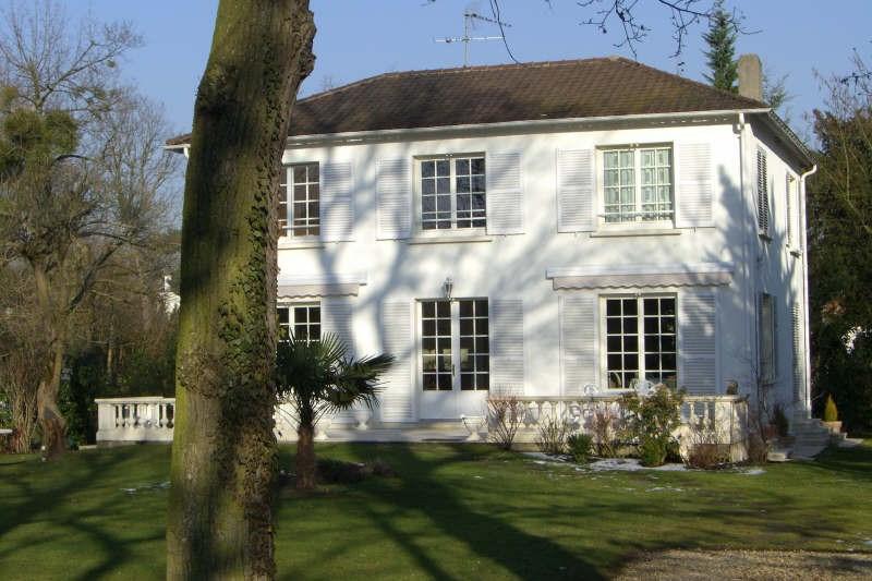 Vente de prestige maison / villa Maisons laffitte 1490000€ - Photo 1