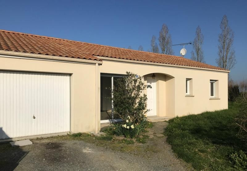Vente maison / villa Chaudron en mauges 121 900€ - Photo 1