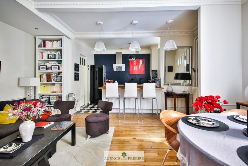 Vente maison / villa Paris 17ème 670000€ - Photo 2