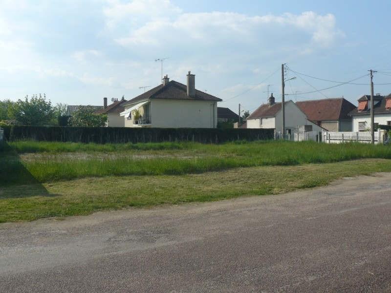Vente terrain Seignelay 62000€ - Photo 1