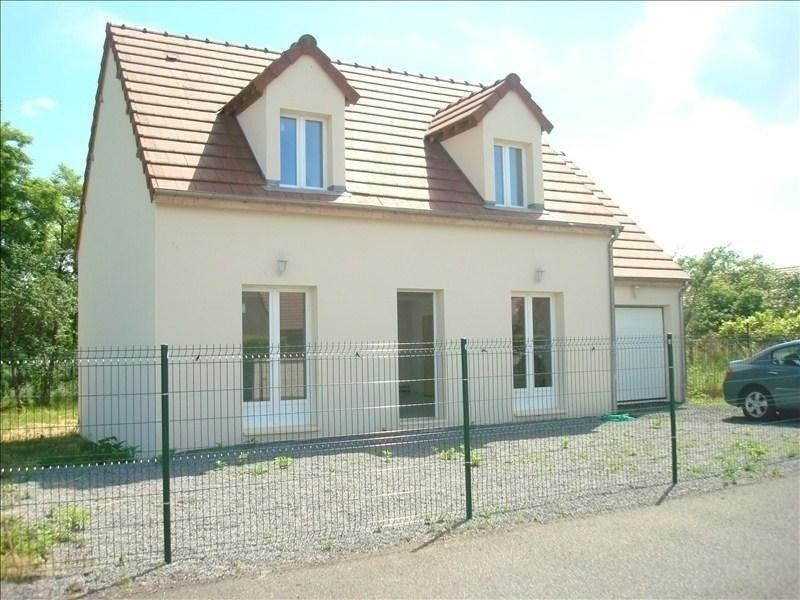 Sale house / villa St parize le chatel 116000€ - Picture 1