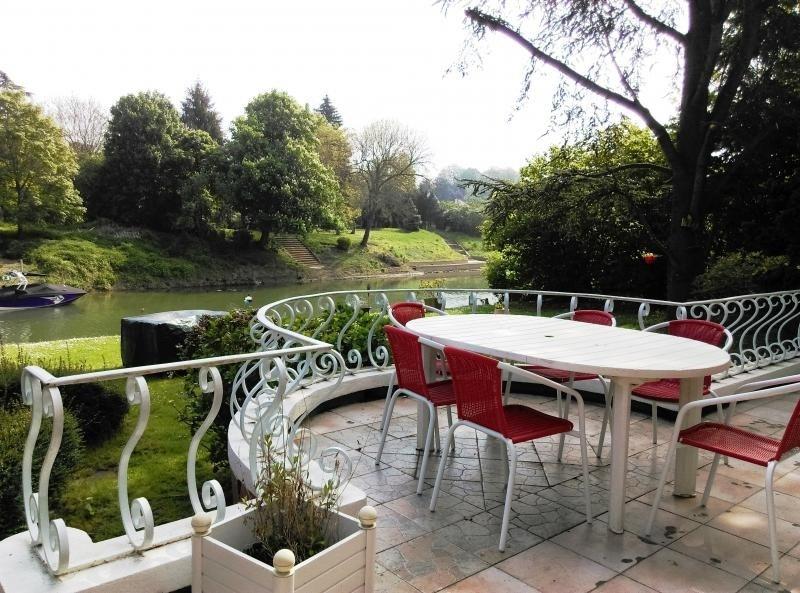 Sale house / villa Villennes sur seine 815000€ - Picture 9