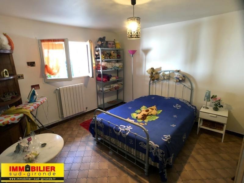Vente maison / villa Podensac 212000€ - Photo 7