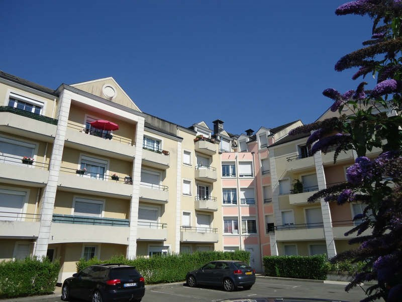 Vente appartement Carrieres sous poissy 125000€ - Photo 1